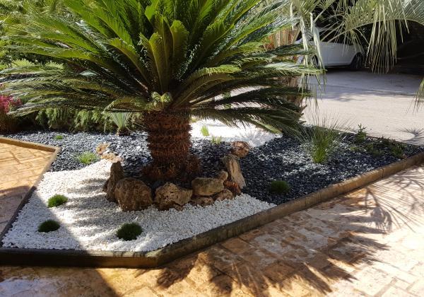 cration de jardin sec - Jardin Sec