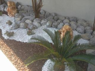 Création de jardin sec , Ste Maxime