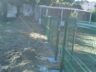 Pose et réfection de clôture