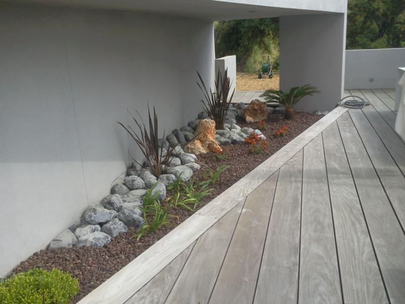 Création de Jardins secs Ste-Maxime (Var)